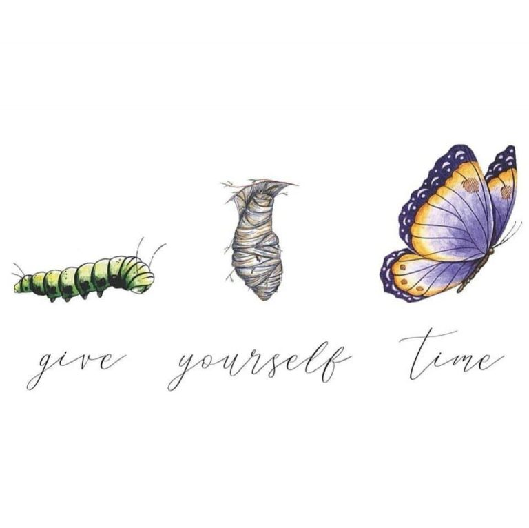 give yourself time