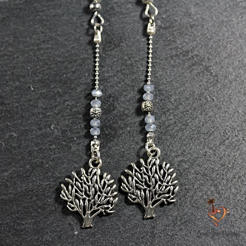arbre de vie perlé