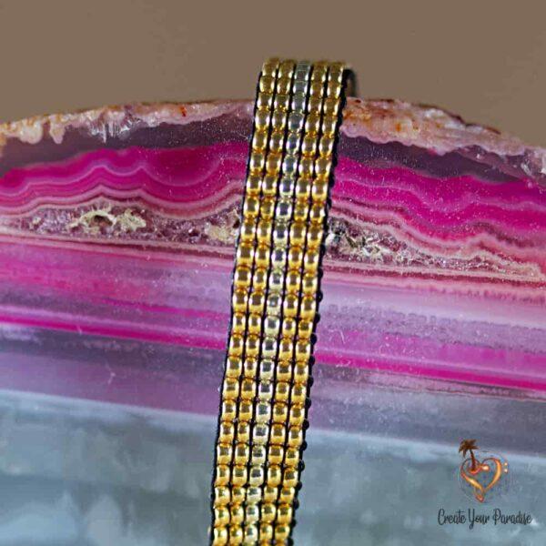 Bracelet Perles Lumo